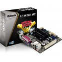 PLACA BASE ASROCK INTEL DUAL CORE ATOMAD2550B-ITX DDR3/XFAS*