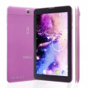 "TABLET BILLOW X700P 7""  3G QUADCORE 1.5GHZ  8GB PURPURE*"