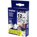 CINTA BROTHER ORIG.TZM31 MATE/NEGRO 12MM