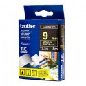 CINTA BROTHER ORIG.TZ324 NEGRO/ORO 9MM *