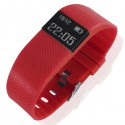 PULSERA BILLOW BT 4.0 HEART READER RED