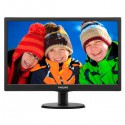 "MONITOR LED PHILIPS 203V5LSB26 19.5""  NEGRO"