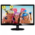 "MONITOR LED PHILIPS 19.5"" 200V4LAB2 MULTIM.VGA/DVI"