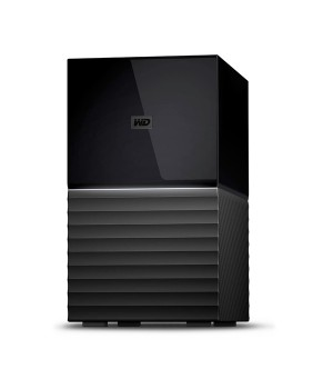 CARCASA NAS WESTERN DIGITAL MY BOOK DUO WDBFBE0200JBK