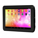 "TABLET DENVER 7"" BLACK QC1.2/1GBRAM/8GBROM"