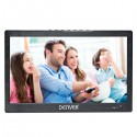 "TV LED DENVER 10"" 1024X600 230V Y BATERIA 2000MAH"