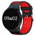 RELOJ BILLOW SPORT WATCH XS20 NEGRO/ROJO XS20BR