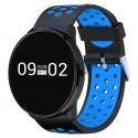 RELOJ BILLOW SPORT WATCH XS20 NEGRO/AZUL XS20BBL