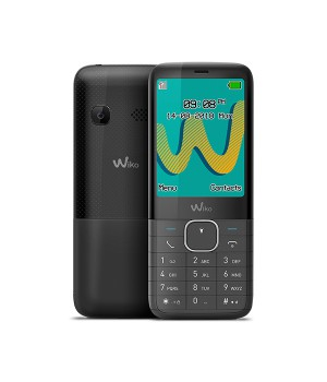 TELEFONO MOVIL WIKO RIFF 3 PLUS BLACK 2.4""