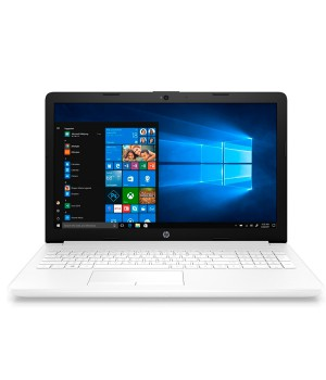 PORTATIL HP 15-DA0144NS I3/12GB/1TB/15.6/W10/BLANCO