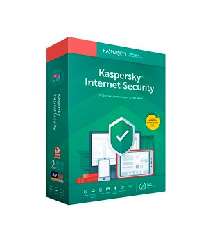 SOFTWARE KASPERSKY RENOV. INTER.SECUR.3US 2020