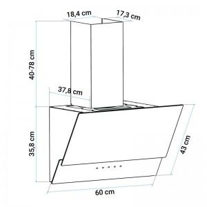 "TV HISENSE 65"" QLED 65A7GQ SMART TV WIFI UHD (4K)"
