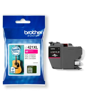 INK JET BROTHER ORIG LC421XLM HASTA 500 PAG.