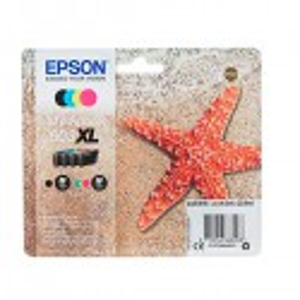 MULTIPACK  EPSON ORIGINAL C13T03A64010 603XL