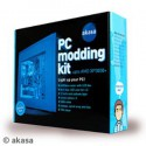 KIT AKASA PC MODDING AMD AZUL *