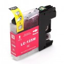 INK JET COMP  BROTHER LC125M MAGENTA