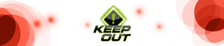 KEEP OUT GAMING